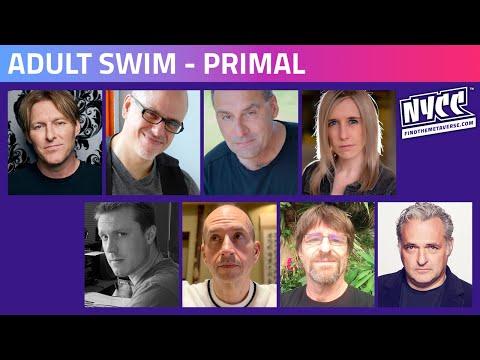 Adult Swim | The Making of Genndy Tartakovsky's 'Primal'