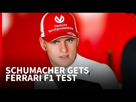 What to expect from Mick Schumacher's first F1 test with Ferrari