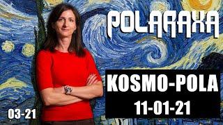 Polaraxa 03-21: Kosmo-Pola 11-01-21
