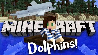 New Dolphins In Minecraft   StacyPlays
