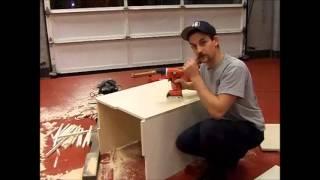 Make A Plyometric Box