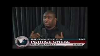 9/11 Patrice O'Neal Interviewed On Alex Jones (from 2010)
