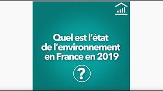 Etat des lieux environnemental 2019