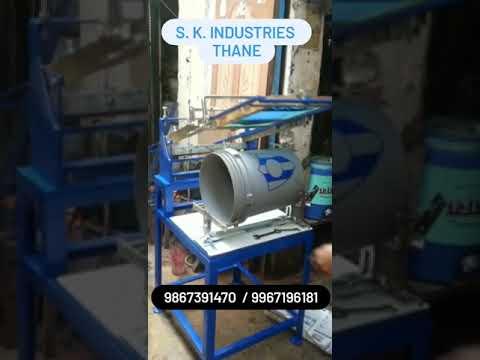 Bucket Screen Printing Machine