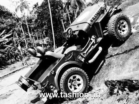 Branded Custom Jeep Built In India | Call 7290938885