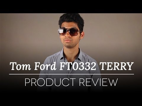 Tom Ford Terry FT0332 50k Sunglasses Review