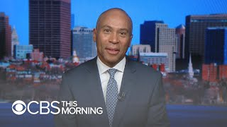 "Deval Patrick on why he can ""break through"" crowded 2020 field"