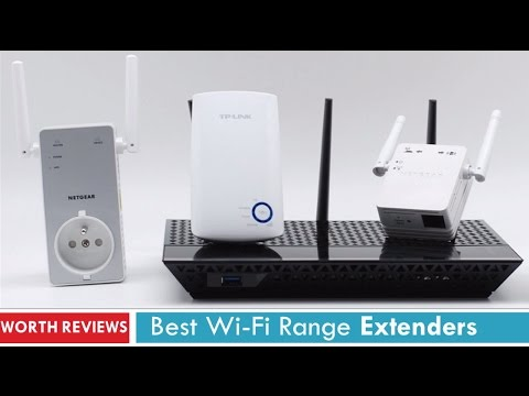 Best Extenders of 2017 – WiFi Range Booster