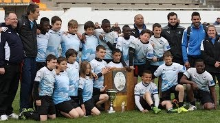 preview picture of video 'A'men'donné 046 RIOM - MASSY 2001 RUGBY'