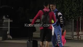 روح رياضية كبيرة من لاعبي الوداد اتجاه لاعبي الزمامرة رغم التعادل بمركب محمد الخامس