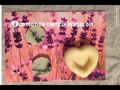 Bodylotion Tarts Lavendel DIY