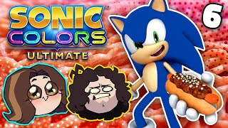 Finding Out How the SAUSAGE is Made - Sonic Colors Ultimate