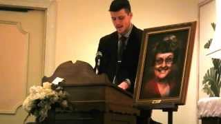 Greatest Eulogy of All Time