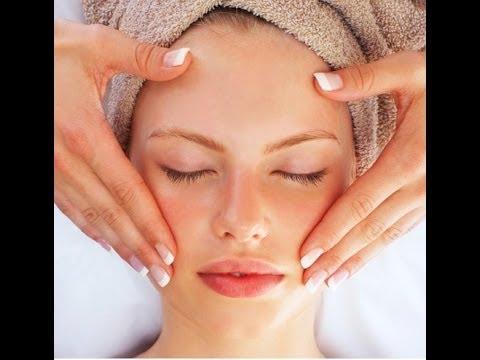 Na ginagawa facials mula sa almirol sa halip ng Botox