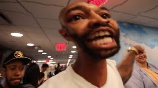 Joe Budden LOSES IT at Complex Employees