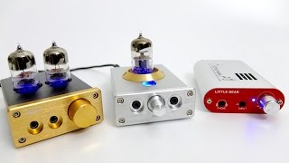 Is It Worth Getting A Budget Headphone Tube Amp?