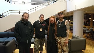 FHMF TUSKA 2019 INTERVIEW:HEILUNG