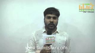 Karthik G  Krish at Kappal Movie Success Meet