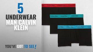 Top 10 Underwear Man Calvin Klein [2018]: Calvin Klein Mens Sports Underwear Pack Of 3