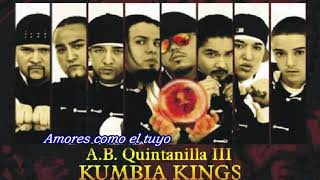 Amores como el tuyo-Kumbia Kings