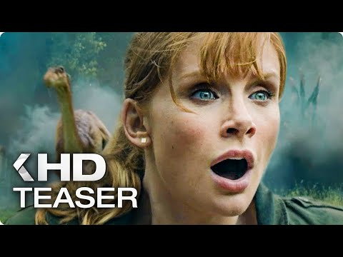 JURASSIC WORLD 2 Trailer Teaser German Deutsch (2018)