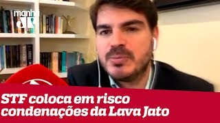 STF ESTÁ CAUSANDO INSEGURANÇA JURÍDICA NO BRASIL