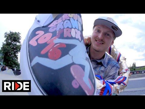 How Martin Pek Won Grandprix Beroun 2016