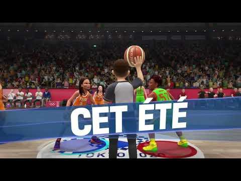 Trailer avec date de lancement de Jeux Olympiques de Tokyo 2020: Le jeu video Officiel