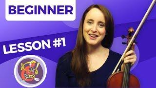 Learn Irish Fiddle Lesson 1 - [The Basics] Start Today (Pro Tutor)
