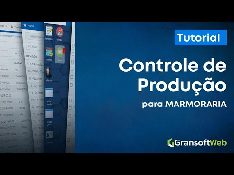 Controle de Produção para Marmoraria