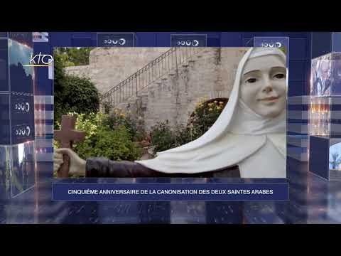 Ascension au Mont des Oliviers / Les Chrétiens en Irak et le Coronavirus