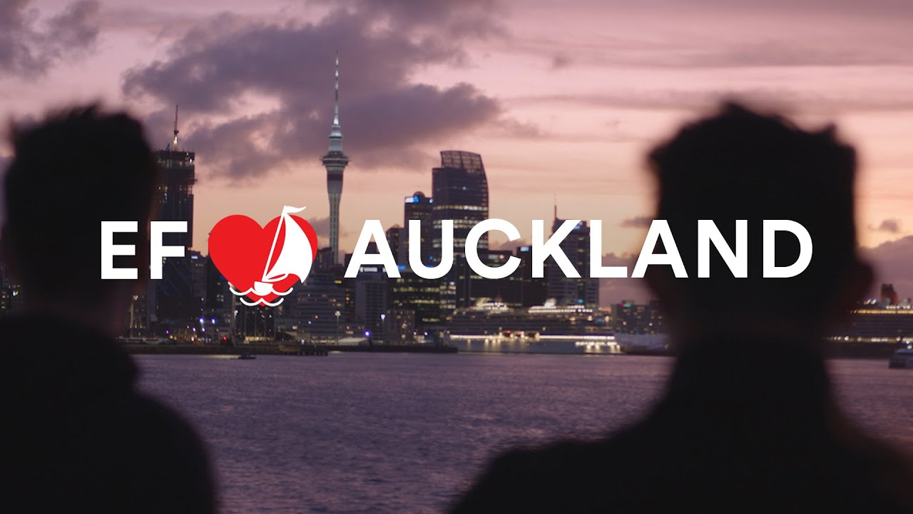 EF ❤ Auckland