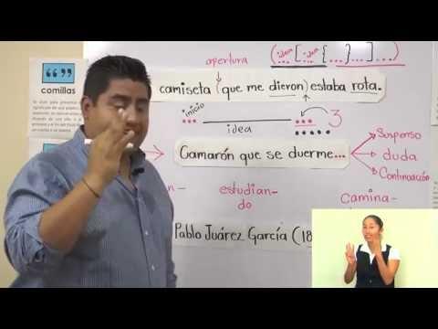 Primaria 5º Y 6º clase 11 Tema: Signos de puntuación
