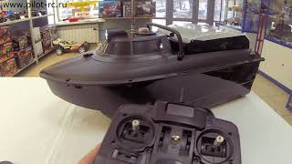 Jabo 3 радио кораблик для рыбалки