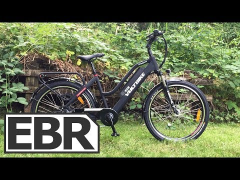 VoltBike Elegant Video Review – $1.3k Affordable Urban Commuter with Throttle