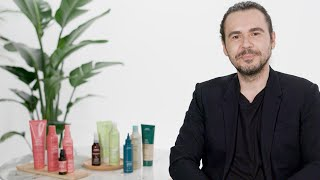 Caring For Curly & Frizzy Hairstyles Tips With Global Artistic Director Ricardo Dinis | Aveda