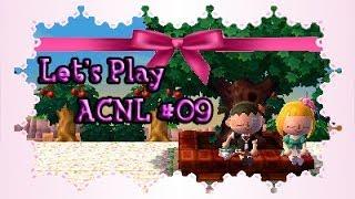 preview picture of video 'Animal Crossing New Leaf 09 - Le village témoin de l'AJD'