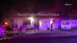 06-23 - RESIDENTIAL STRUCTURE FIRE