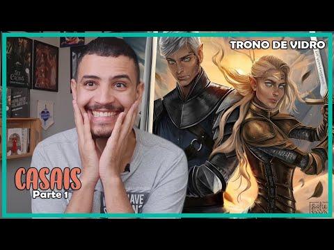 CASAIS DE TRONO DE VIDRO | PATRICK ROCHA (TRONO DE VIDRO #16) (4x90)
