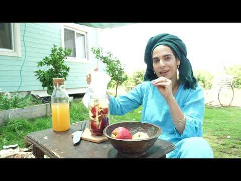 איך להכין חומץ תפוחים טבעי בבית
