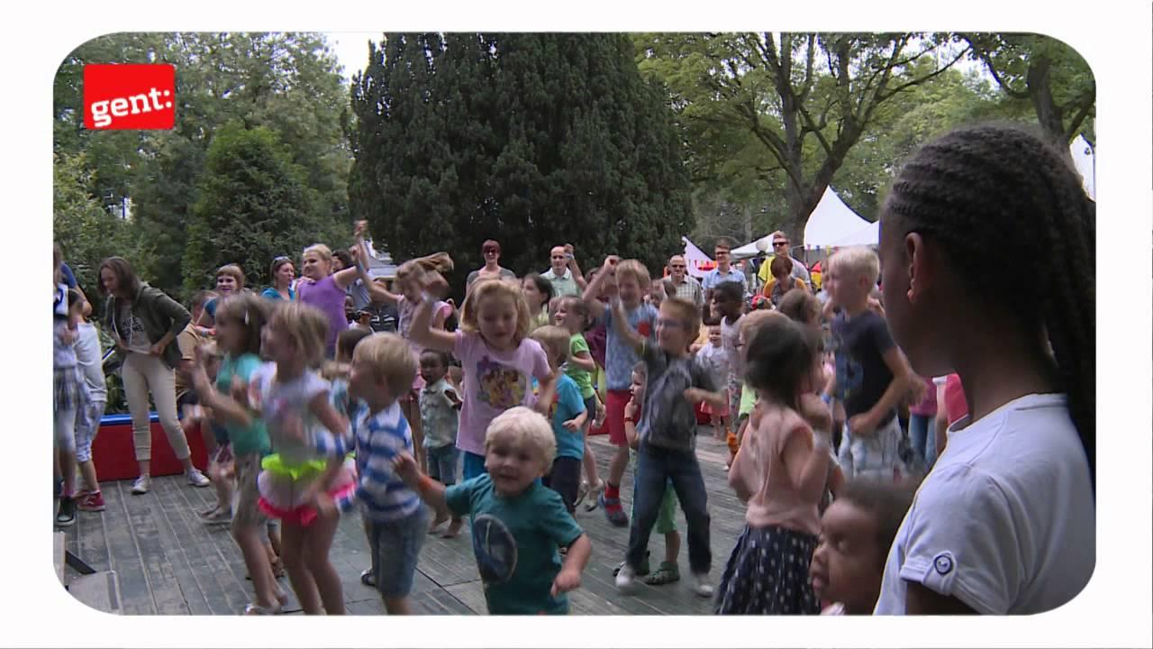 Gentse Feesten 2015 dag 9: Gentopia, Zuidpark