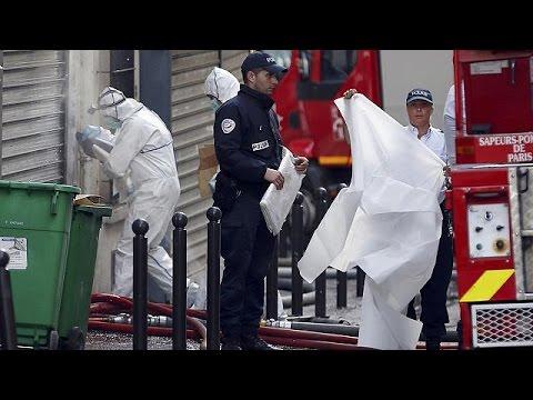 Γαλλία: Υπό κράτηση ύποπτος για την πυρκαγιά στο Παρίσι