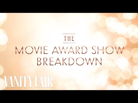 Breaking Down Who Actually Wins At Movie Award Shows | Vanity Fair