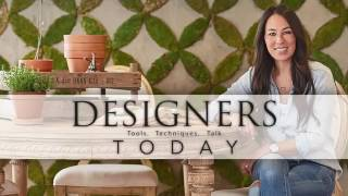 Fixer Uppers Joanna Gaines Talks To Designers Today About Magnolia Home