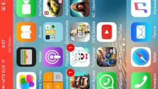Как скачивать бесплатно игры на iOS 9.3.5
