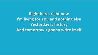 33 miles - Today - Lyrics