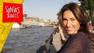 Travel London: Sunset On The River Thames
