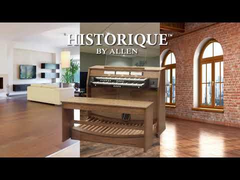 HISTORIQUE by Allen Organ