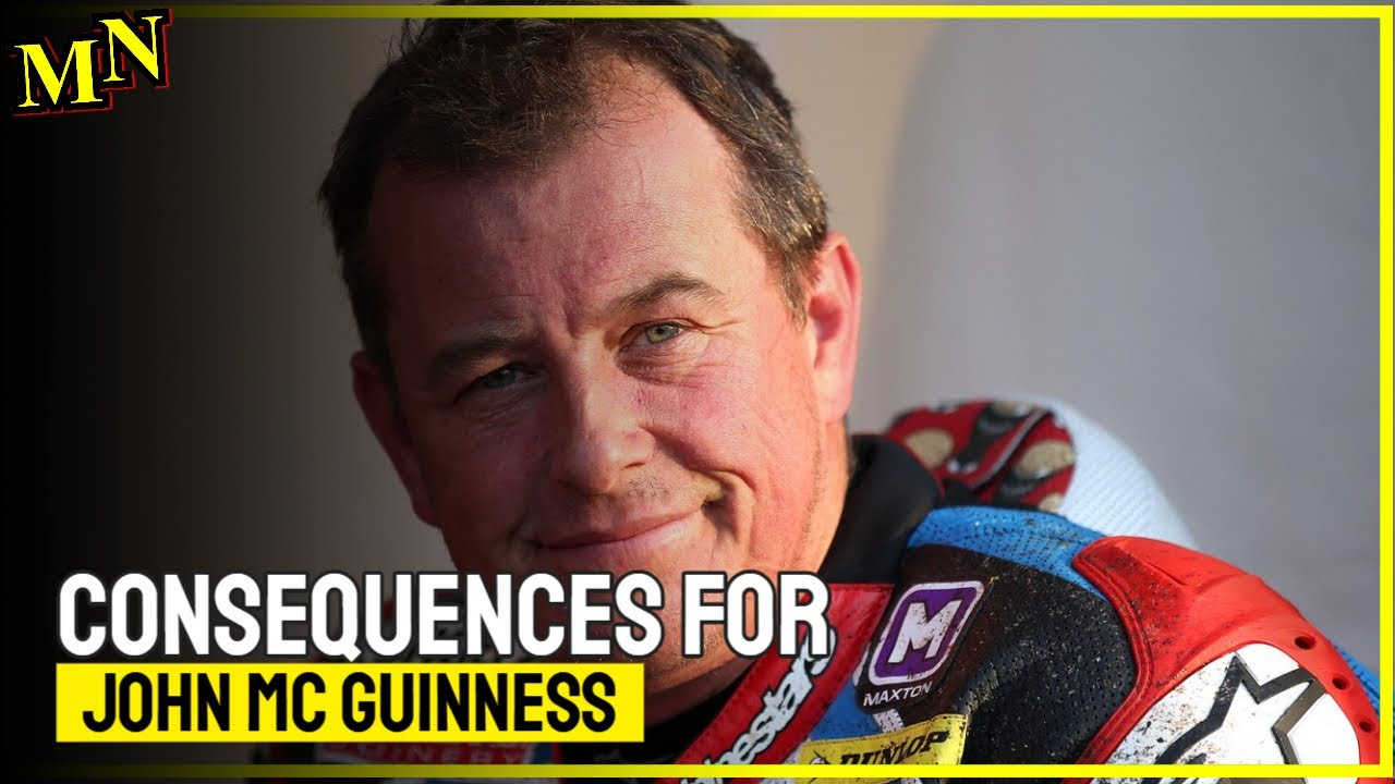 Cancellation of IOMTT may have far-reaching consequences for John McGuinness