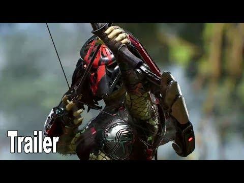 Predator Hunting Grounds - Gameplay Trailer [HD 1080P]